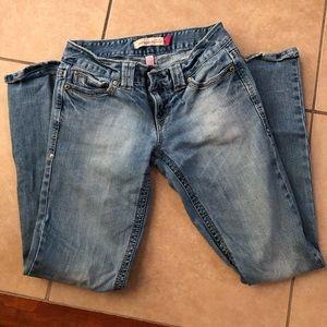 "Aeropostale ""Hailey"" Skinny Flare Jeans"